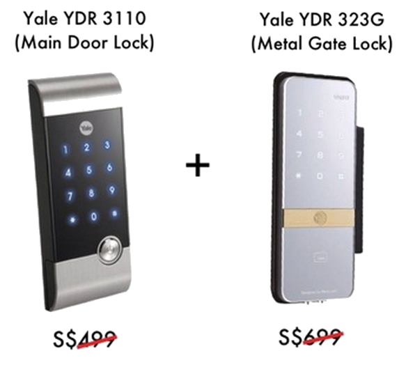 Yale Digital Locks