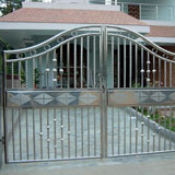 Stainless Steel Fencing Gate