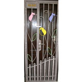 Wrought Aluminium Gate