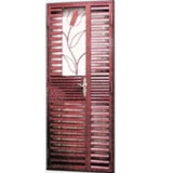 Wrought Aluminium Gatee